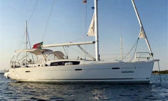 Charter Oceanis 40 Sailing Yacht In Sardinia