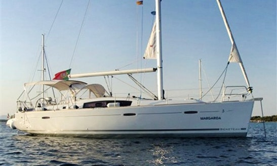 Charter Oceanis 40 Sailing Yacht In Sardinia