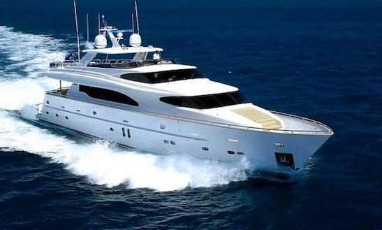 Charter Annabel Ii Luxury Yacht In Montenegro