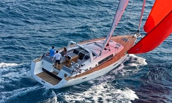 Charter Seendipity Ii Sailing Yacht In Ancona Italy