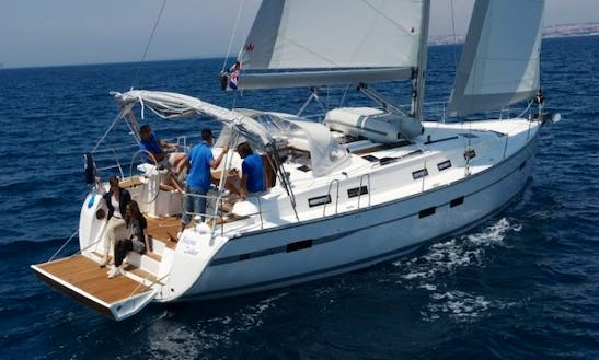 Bareboat Sailboat Charter In Croatia