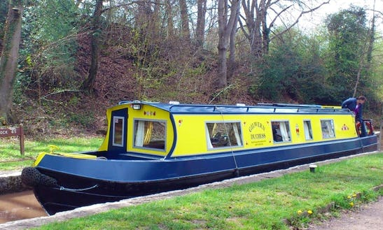 Gilwern Duchess Narrowboat Hire