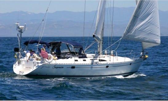 Jeanneau Oceanis Charter In Ventura