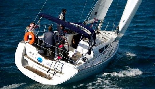 Sun Odyssey 36i Bareboat Charter In Croatia