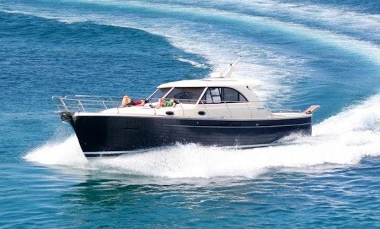 Adriana 36 Charter Motor Yacht In Croatia