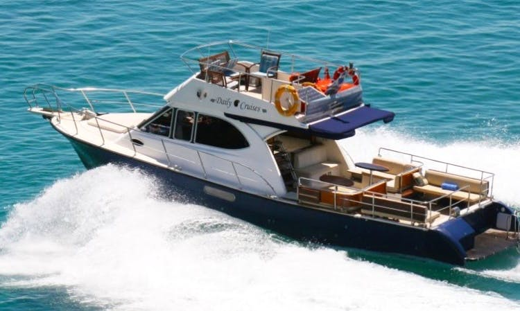 Private Boat Hire in Corfu