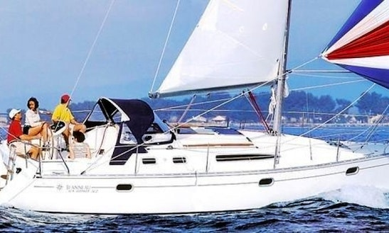 Charter The Sun Odyssey 34.2 Sailboat In Sweden