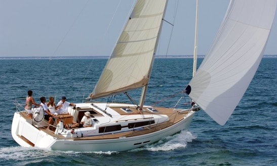 Dufour 375 Gl Sailboat Charter In Gothenburg, Sweden,