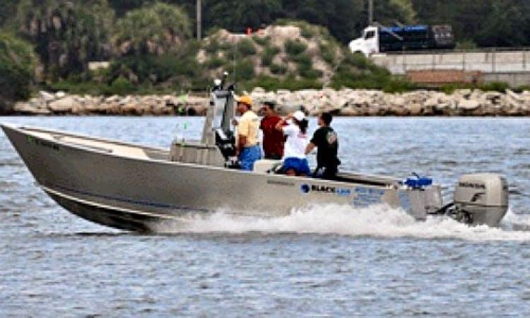 Jacksonville Best Inshore Fishing- Captain Only