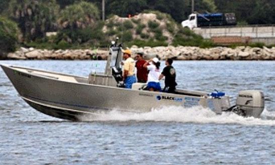 Jacksonville Best Inshore Fishing