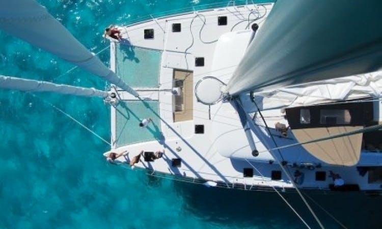Charter Lagoon 560 Catamaran in Croatia