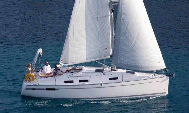 Charter a Monohull Sailboat in Sweden