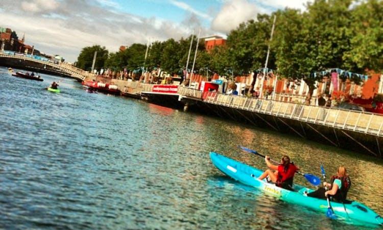 City Kayaking Tours - Dublin