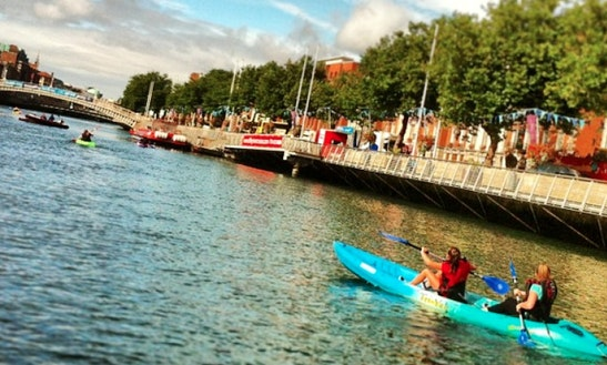 City Kayaking Tours - Dublin