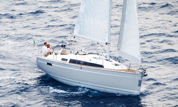 Bavaria 33 Cruiser Charter in Sweden