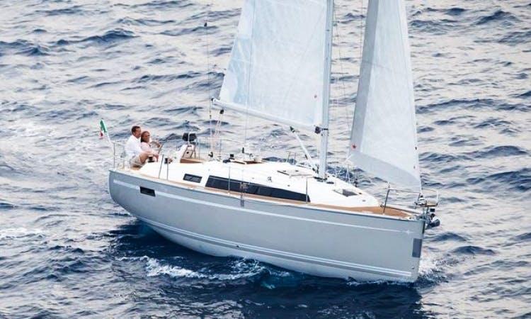 Bavaria 33 Cruiser Charter in Sweden