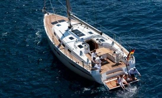 45' Bavaria Cruiser Cruising Monohull Charter In Sweden For 9 People