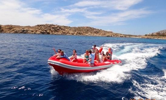 Charter Rib Boat