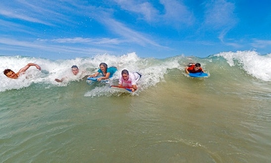 Boogie Board Rental In South Padre Island