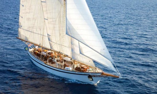 Charter Lady Thuraya 102' Sailing Yacht In Norway