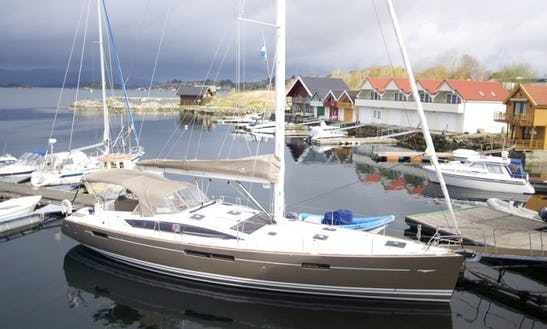 Charter Jeanneau 53 Sailing Yacht In Norway
