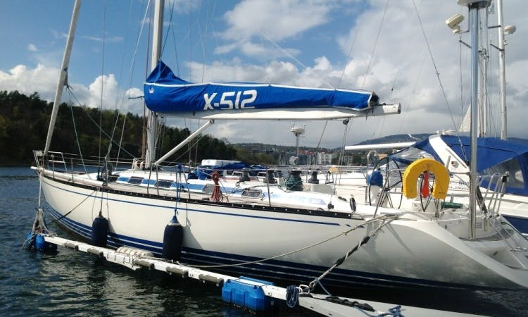 """X-512 """"Xstasia"""" Sailing Yacht Charter in Norway"""