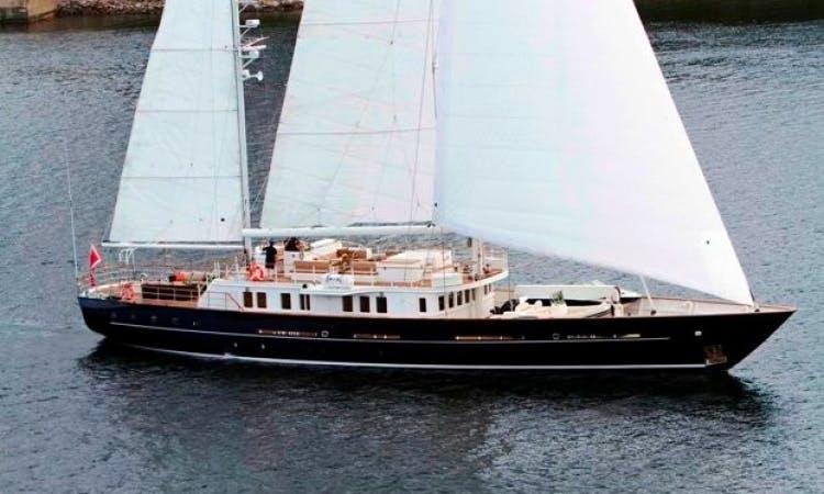 "Charter ""Sunny Hill"" 118' Sailing Yacht in Scandinavia"