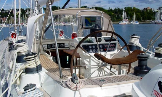 Charter Swan 61 Sailing Yacht In Norway