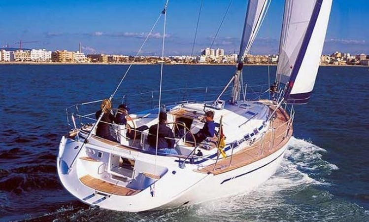 Bavaria Sailboat Charter in Greece