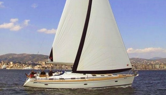 Bareboat Sailing Charter In Greece
