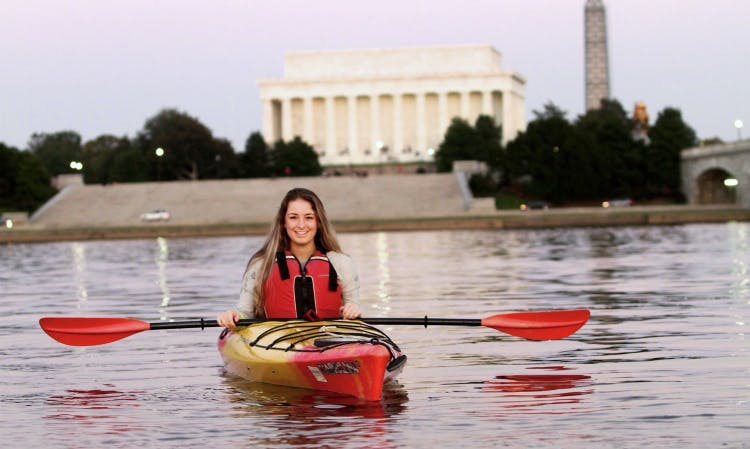 Kayaks, Canoes, Paddleboards for Rent in DC
