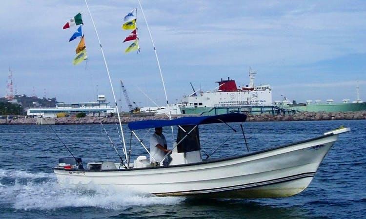 Bibi Fleet Sportfishing in Mazatlán
