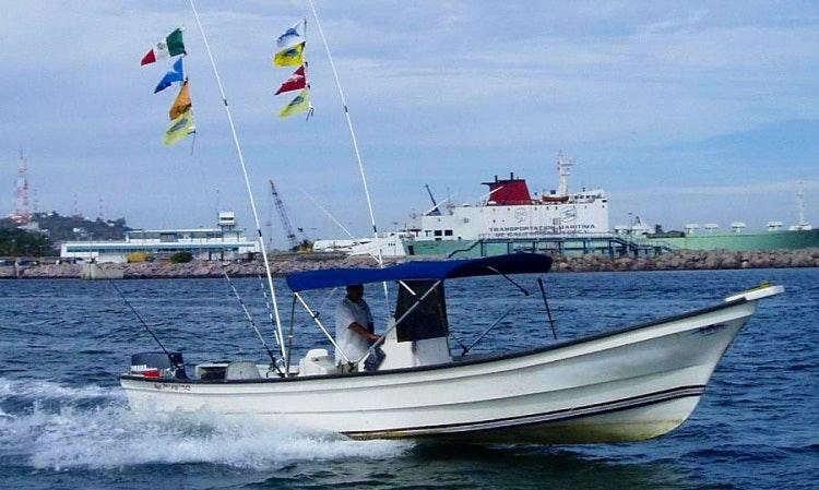 Fishing with the Bibi Fleet Fleet in Mazatlan Sinaloa Mexico