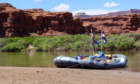 18' Raft Rental In Grand Junction, Co