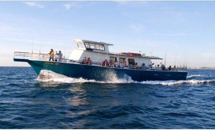 70' Headboat Charter in Lantana, Florida