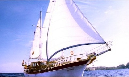 Charter Anatolie 70' Gulet In The Greek Islands
