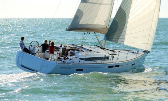 2012 Sun Odyssey 439 Monohull British Virgin Islands