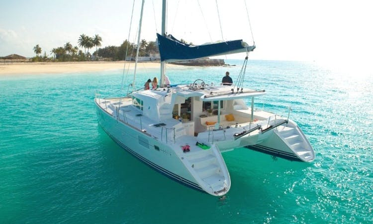 Lagoon 440 Catamaran British Virgin Islands