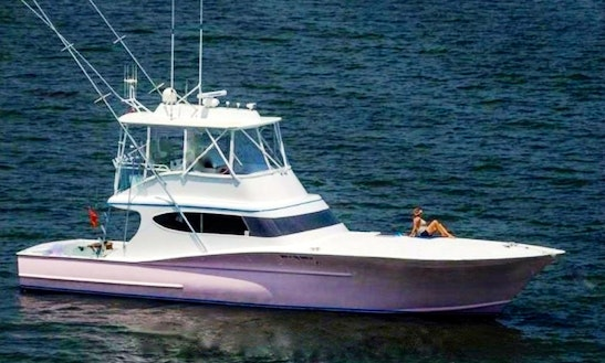 Fishing Charter On 54ft