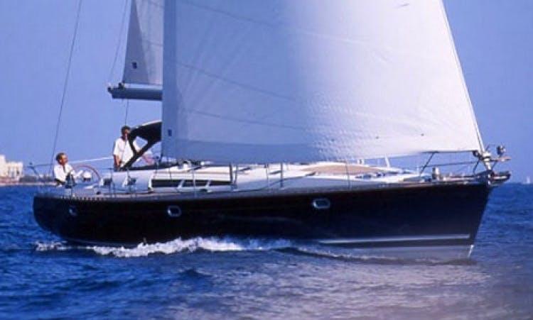 Boat Charter BLUE MAN - Jeanneau 52.2 in Italy