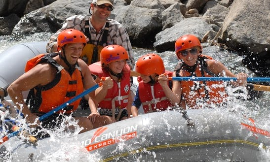 Raft River Echo Canyon Expeditions