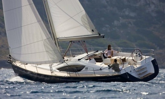 Boat Charter Jeanneau So 50ds In Norway