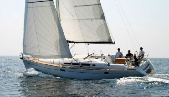 Boat Charter Jeanneau So 45 Perf For 12 People In Hjellestad, Norway