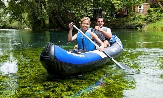 2 Person Inflatable Kayak, Moab Ut