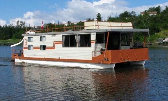 Houseboat Rental (sleeps 6-10) 49' X 16'