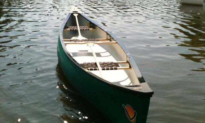 Canoe For Hire in Wareham, England