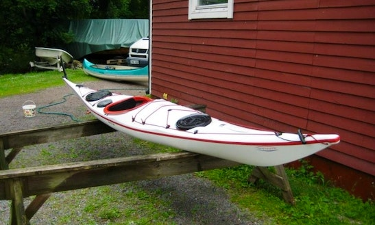 Tahe Reval Mini Kayak Rental Sweden
