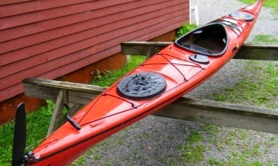 Trapper Bonita Como Tandem Kayak Rental in Sweden