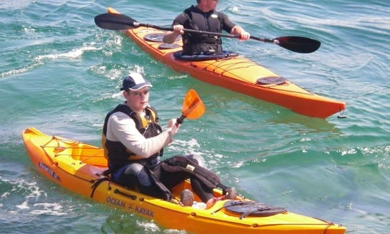 1 Person Composite Sea Kayak
