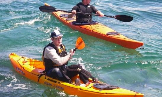 1 Person Composite Sea Kayak